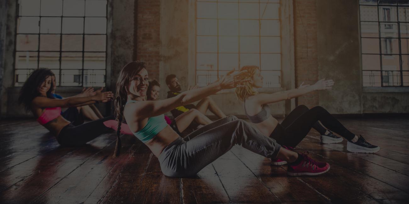 Pilates Kurse online buchen
