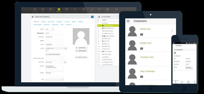 Mitgliederverwaltung für Kurse - simpel online